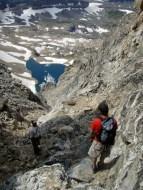 Initial Descent