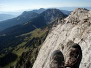 Hanging out on Sacajawea Ridge
