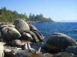 Rugged East Side Lake Tahoe