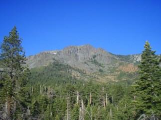 False Summit Mt. Tallac