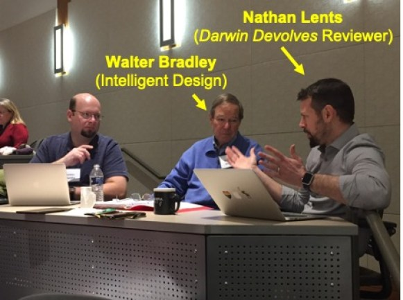 Nathan Lents and Walter Bradley