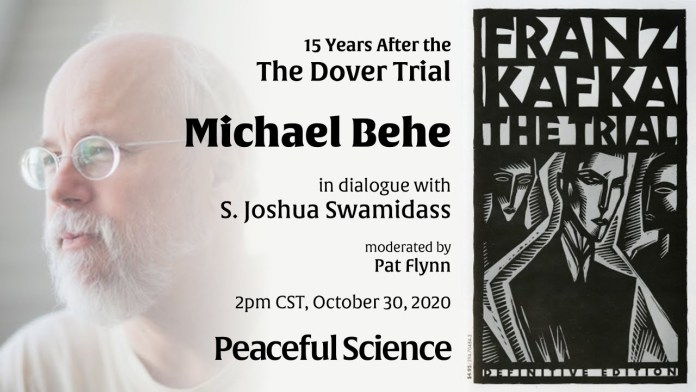 Michael Behe: Kafka at the Dover Trial