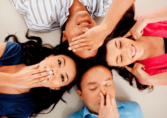 Mindful Sensing: Sights, Sounds, Smells
