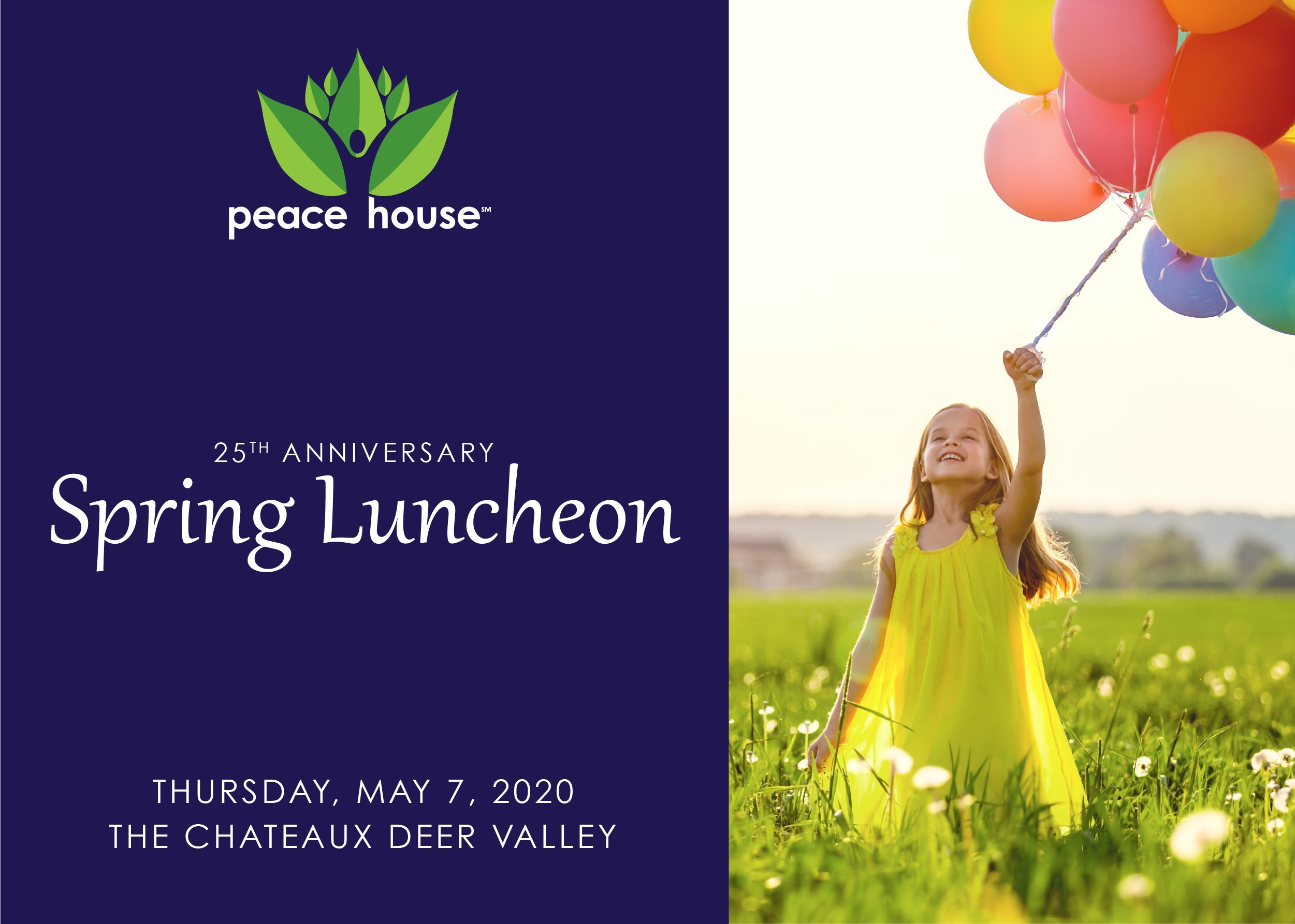 Spring Luncheon and Peace House 25th Anniversary