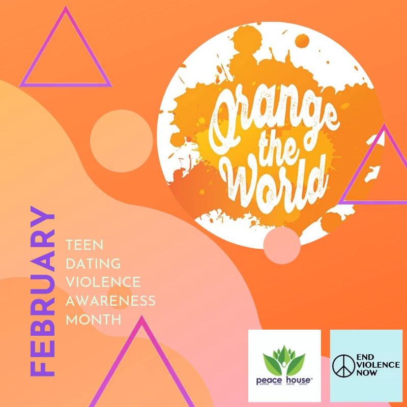 Orange the World: Teen Dating Violence Awareness Month
