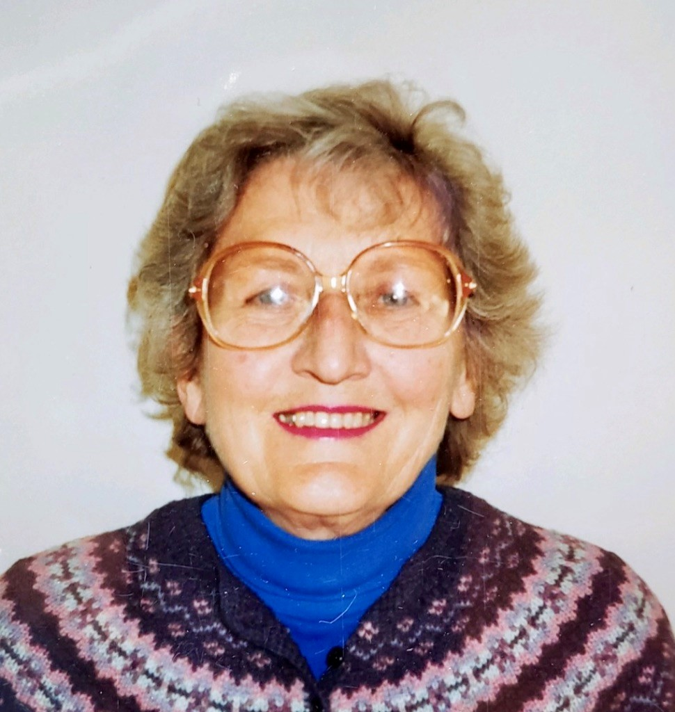 Portraits of Peace House History: Evelyn Richards