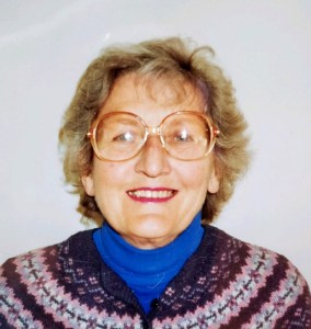 Evelyn Richards Founding Member of Domestic Peace Task Force (1922-2017)