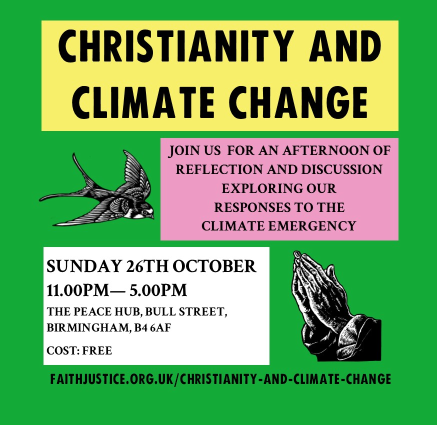 Christianity & Climate Change