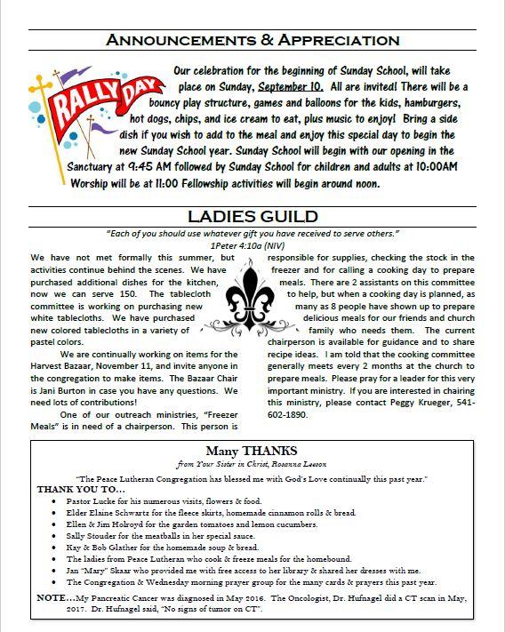 08-2017 Newsletter 2
