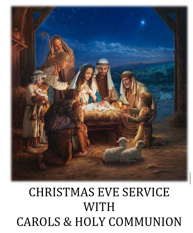 Christmas Eve PM