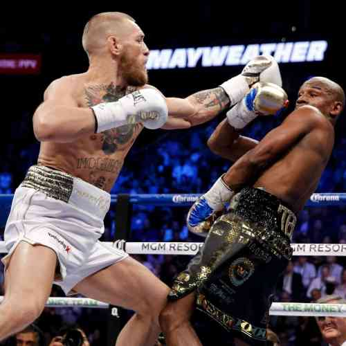 Floyd Mayweather Appears To Announce Conor McGregor Rematch With Instagram Post