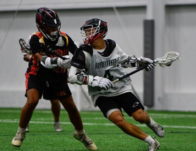 PeaceLaxBlog Q&A: Archbishop Spalding '22, Attackman, Race Ripley – Navy commit