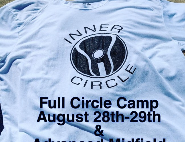 Upcoming Inner Circle training sessions announced