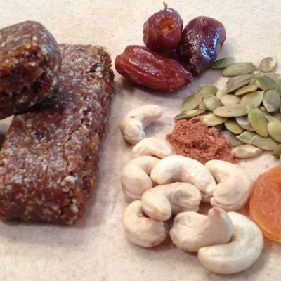 Paleo Lara Bar Copycats - Pumpkin Pie Fruit and Nut Bars | Peace Love and Low Carb