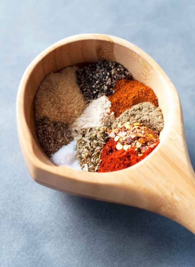 Low Carb Blackened Seasoning | Peace Love and Low Carb