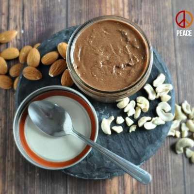 Cocoa Nutter Butter - Almond Cashew