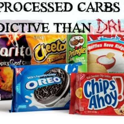 Brain Imaging Study Confirms Addictive Nature of Processed Carbs