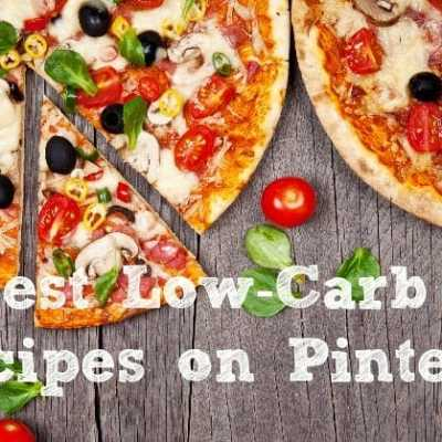 20 Best Low Carb Pizza Recipes On Pinterest