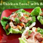 Chicken Tacos with Bacon