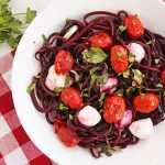 Winter Caprese Beet Salad
