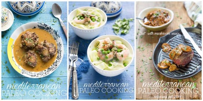 Mediterranean Paleo Cooking - Cookbook GIVEAWAY