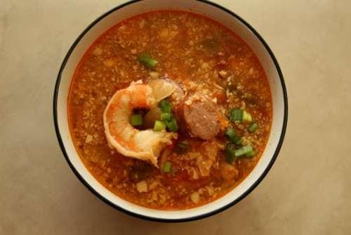 Paleo Crock Pot Jambalaya - Low Carb
