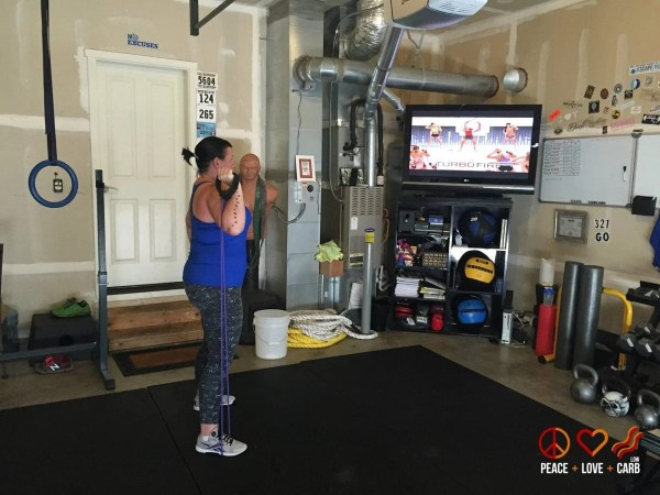 Core Workout - Turbo Fire - Peace Love and Low Carb