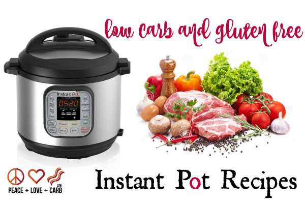 Low Carb and Gluten Free Electric Pressure Cooker Recipe | Peace Love and Low Carb