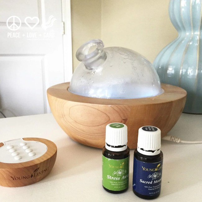 Diffusing Stress Away and Sacred Mountain   Peace Love and Low Carb