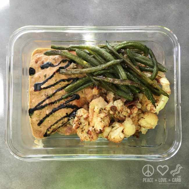 Leftovers for Dinner | Peace Love and Low Carb