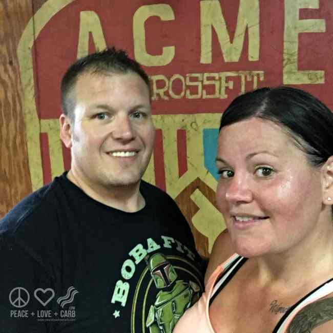 1st Workout at Our New Gym | Peace Love and Low Carb