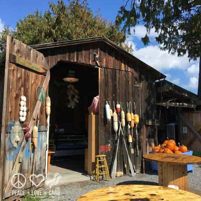 Buck Bay Shellfish Farm - Orcas Island | Peace Love and Low Carb