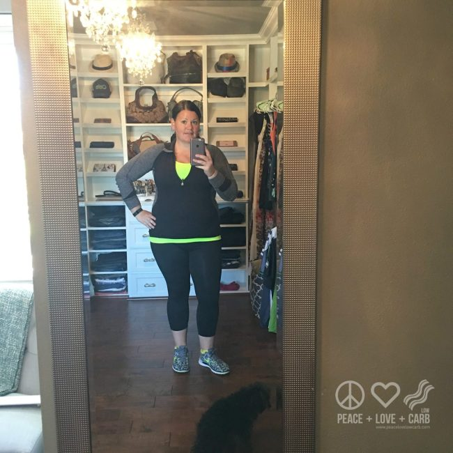 Week 3 Day 1 Check In - My 100 Pound Weight Loss Journey | Peace Love and Low Carb