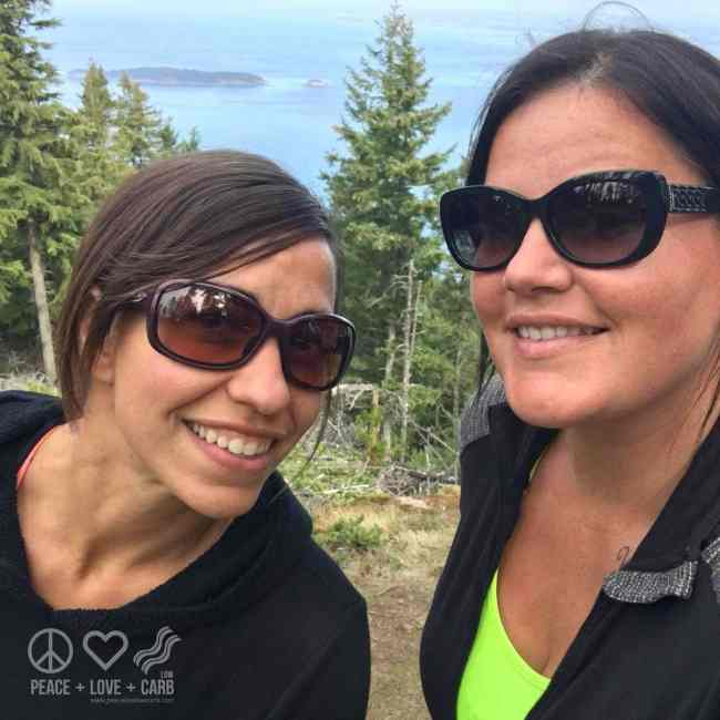 Top of Mt. Constitution - Orcas Island 2016 | Peace Love and Low Carb