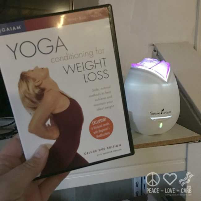 Yoga Conditioning for Weight Loss | Peace Love and Low Carb