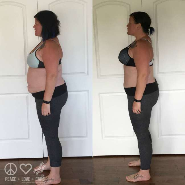 5 Weeks in - 13 Pounds Down | Peace Love and Low Carb