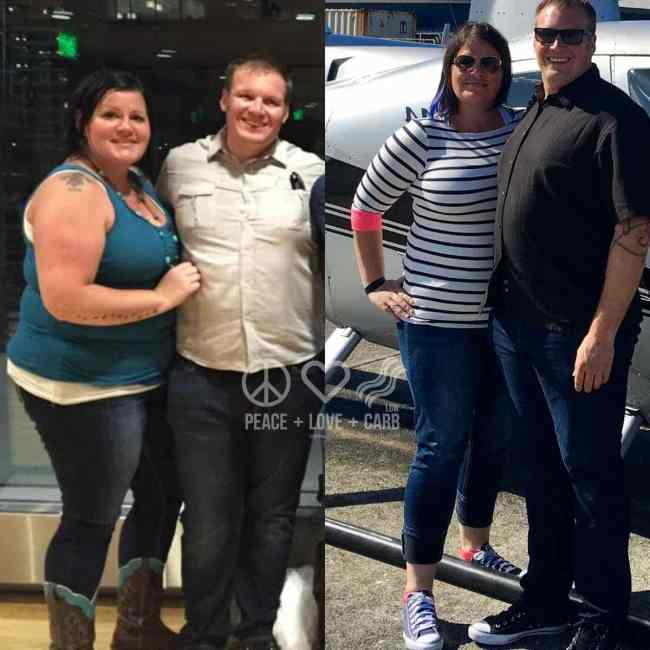 Not yet where I'm going, but no longer where I once was | Peace Love and Low Carb