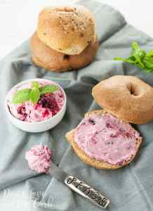 Low Carb Cranberry Sauce Cream Cheese Spread | Peace Love and Low Carb