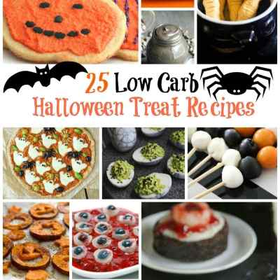 25 Low Carb Halloween Treat Recipes