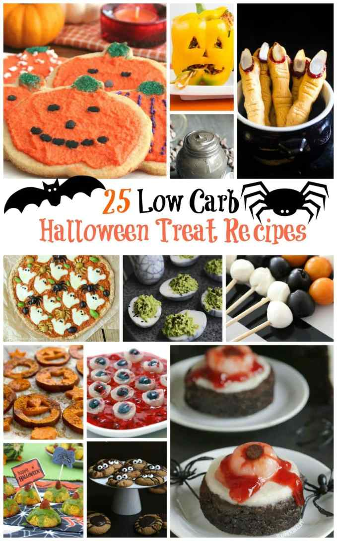 25 Low Carb Halloween Treat Recipes | Peace Love and Low Carb