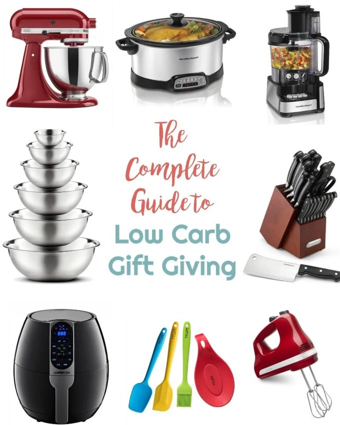 The Complete Guide to Low Carb Gift Giving | Peace Love Low and Low Carb