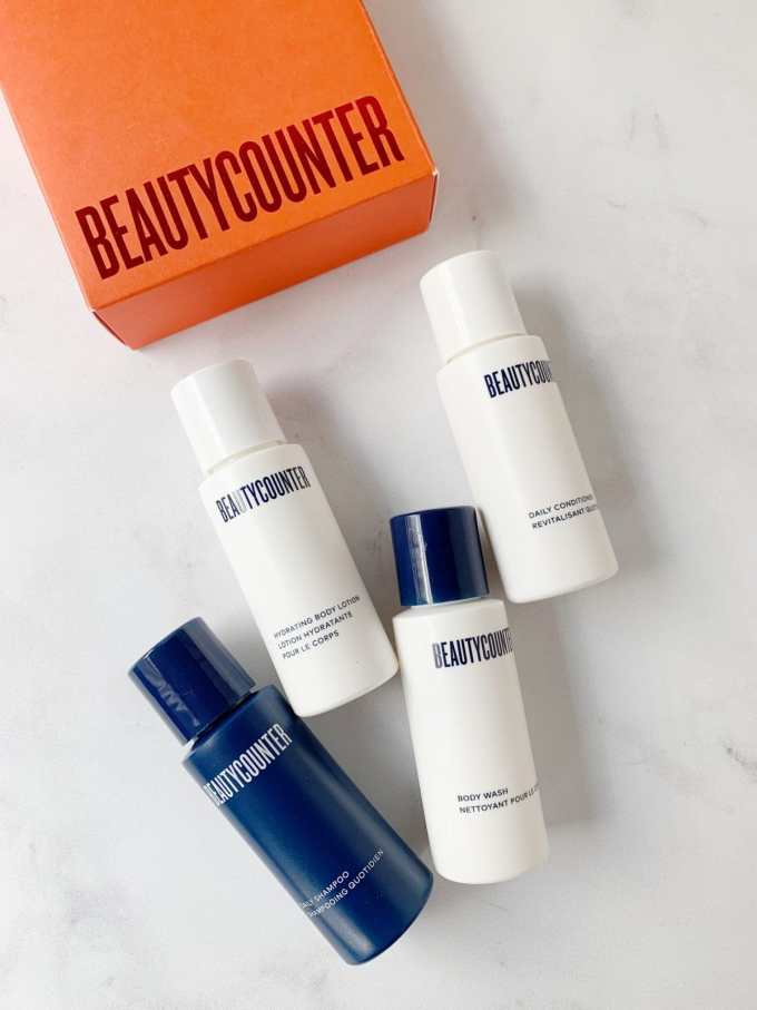 2019 Beautycounter Holiday Collection - Beautycounter Travel Companion