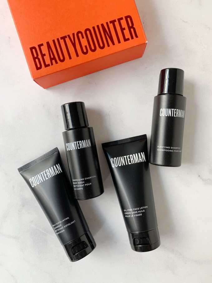 2019 Beautycounter Holiday Collection - Counterman Carry-On