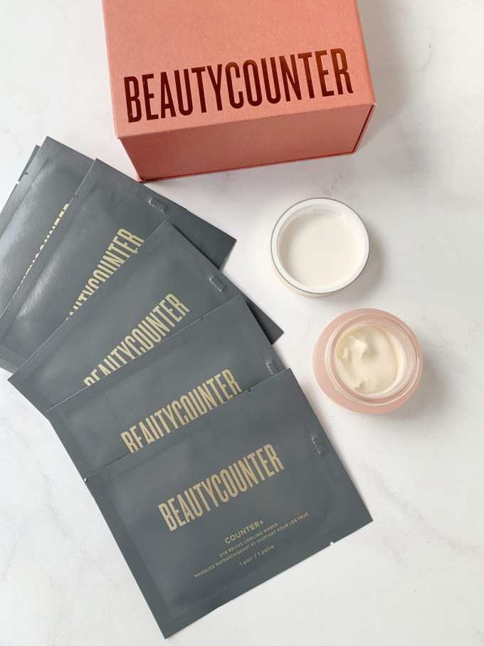 2019 Beautycounter Holiday Collection - Bright Eyes Treatment Set