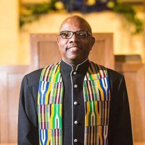 Rev. Dr D. Gregory Ceres