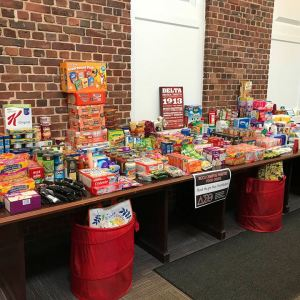 Help Us Fight Food Insecurity in Durham with North Carolina Central University's Food Pantry