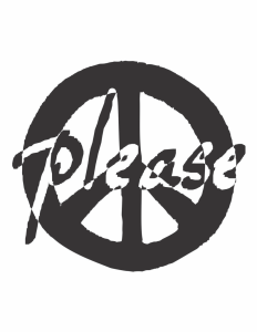 peaceplease