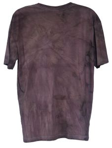 Hemp and Cotton Crew naturally dyed