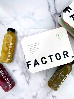 Friday Finds: Factor_ Meals