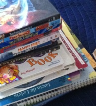 donate books and dvds